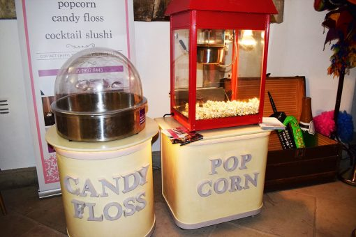 Popcorn & Candy Floss
