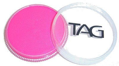 Neon Magenta Face Body Paint 32g