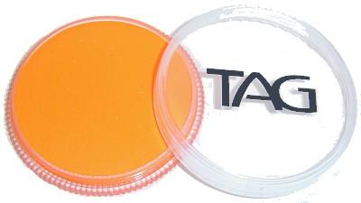 Neon Orange Face Body Paint 32g