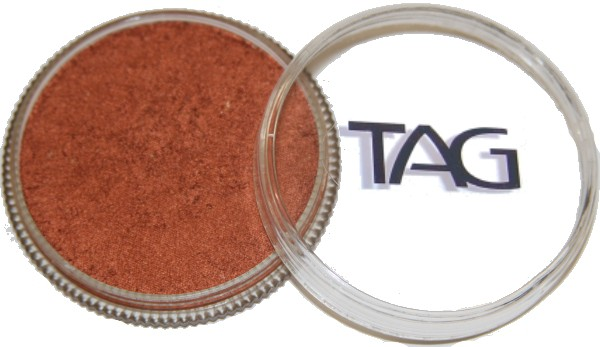 Pearl Copper Face Body Paint 32g