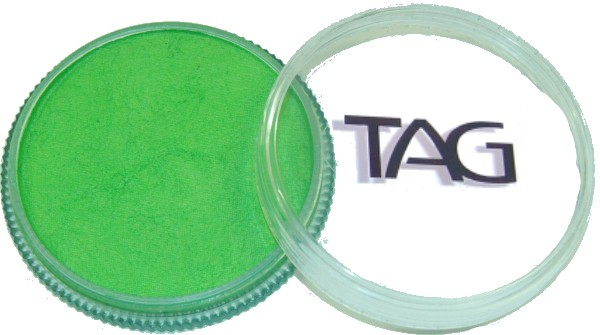 Pearl Lime Face Body Paint 32g