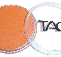 Pearl Orange Face Body Paint 32g