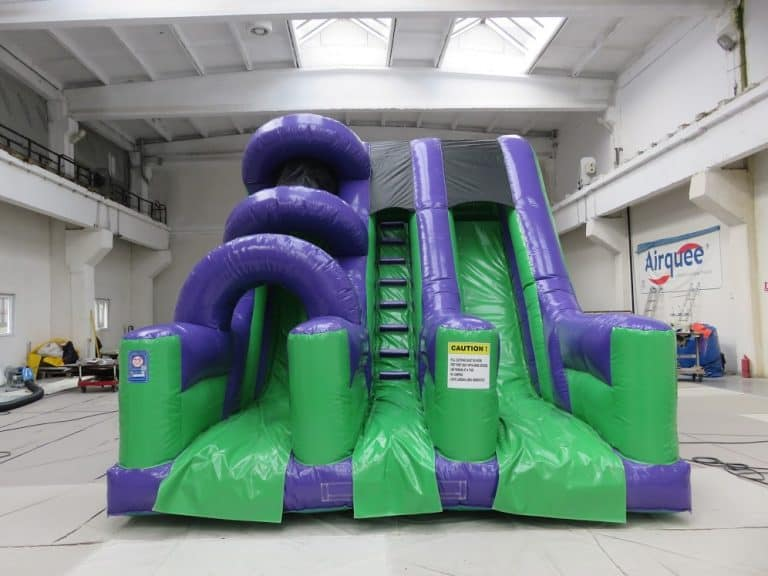 10ft drop slide