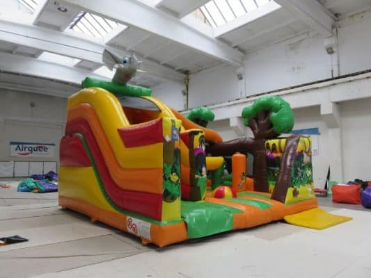 Event safari play & slide activity centre