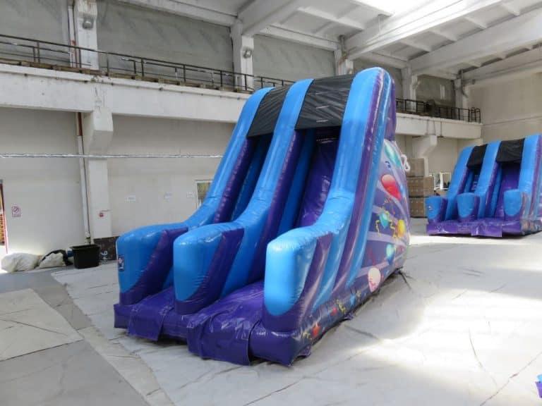 10ft platform party slide