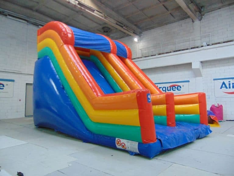 13ft platform rainbow slide